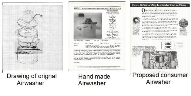 old airwashers